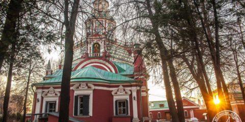 Храм Иоанна Воина