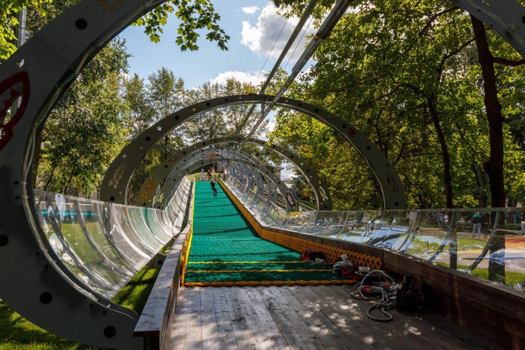 делегатский парк