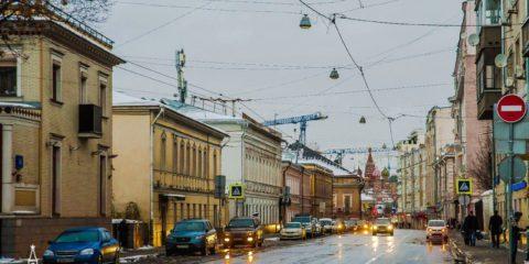 Все о Москве